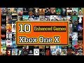 10 Best Xbox One X Enhanced Games You Should Play First on the Console