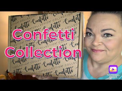 Confetti Collection April