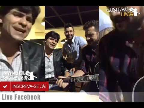 LIVE Gusttavo Lima Facebook Ao Vivo
