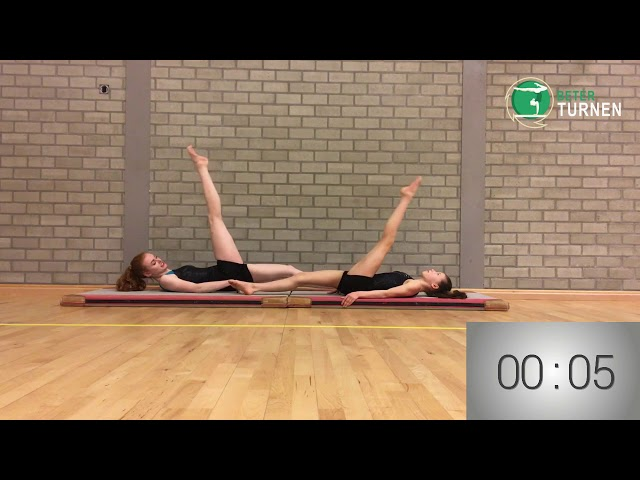 Cardio Core Challenge Beter Turnen Workout Dag 8