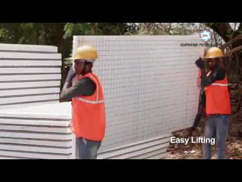 EPS Core Panel System - Construction for Affordable Housing