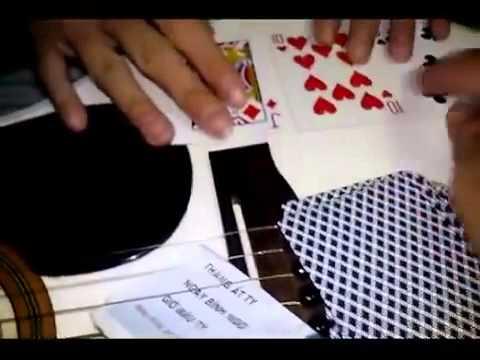 Hướng dẫn ảo thuật bài :Tiên Tri toán học