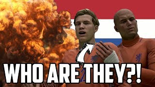 Netherlands Team Now According To FIFA 08 - FAKE Players?!