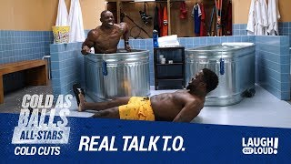 Cold As Balls: Cold Cuts | Terrell Owens On His Hall Of Fame Snub | Laugh Out Loud Network