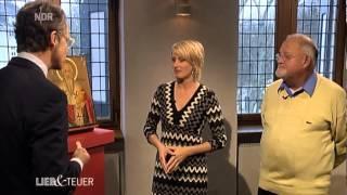 Heiliger Modestos - Ikonen München Brenske Gallery NDR Lieb und Teuer