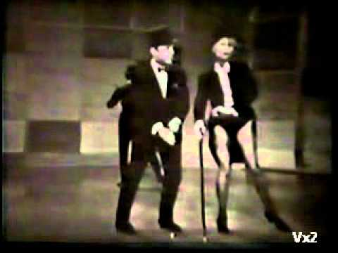 LUCILLE BALL:  Hey Look Me Over from her Broadway Musical WILDCAT! assisted by Steve Lawrence