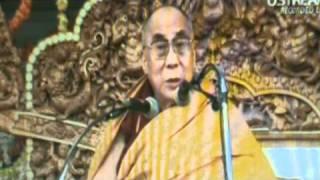 HH DALAI LAMA.Shantideva.Sarnath.2