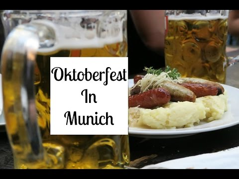 Vlog 107 - Oktoberfest in Munich