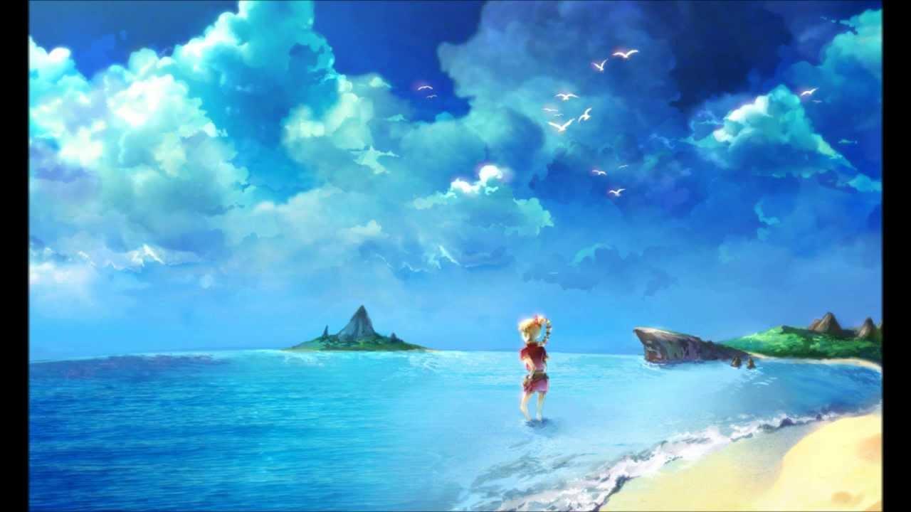 Tropical Anime Music