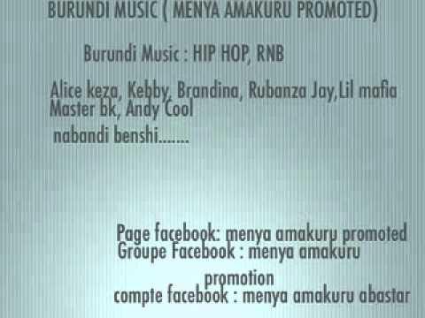 BURUNDI MUSIC NONSTOP (menya amakuru promoted )