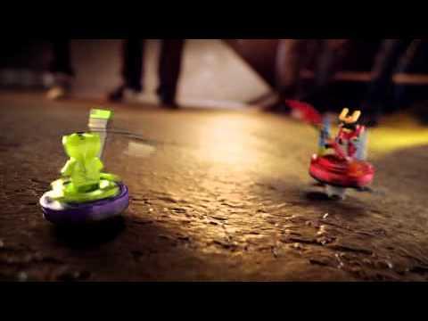 2012 LEGO Ninjago Spinners