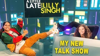 Lilly Singh Joins My New NBC Talk Show