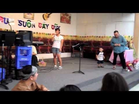 Karaoke Fundraiser at Grace Community Church