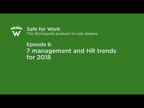 Episode 8: 7 trends all job seekers need to know for 2018