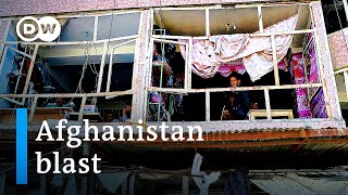 Afghanistan car bomb attack leaves at least 24 dead | DW News