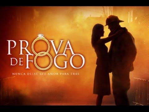 A Prova de Fogo   Filme completo em portugues