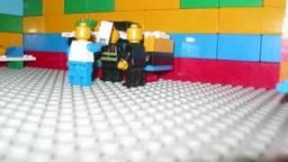 Lego Salatut Elämät Ismo varastaa toisten rahoja