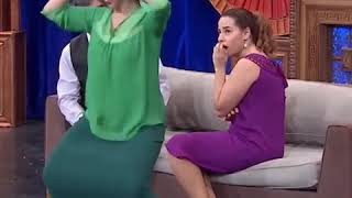 Güldür Güldür Show Mehtap Yeşil Uzaylı Dansı özel - Mehtap Güldür Güldür Show Yeşil Uzaylı Akımı