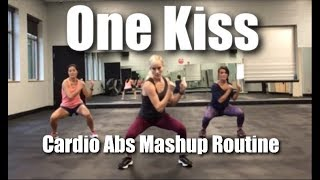 Calvin Harris & Dua Lipa - One Kiss | Cardio Party Mashup