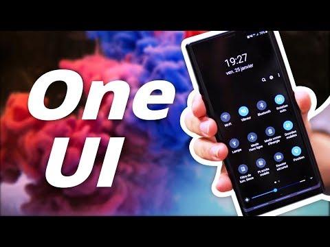 One UI : notre TOP des NOUVEAUTÉS Samsung sur Android 9.0 Pie