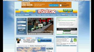 signing in to 1x1x1x1 on roblox