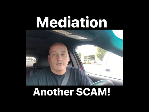 MEDIATION SCAM