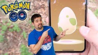 ¡¡CONSIGO POKÉMON BABY SHINY!! ABRIENDO 27 HUEVOS de 2 Km del EVENTO de Pokémon GO!! [Keibron]