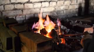 Павел Быков-2(Ковка,сварка металла для ножей.Кузнечная работа., 2012-07-02T16:49:16.000Z)