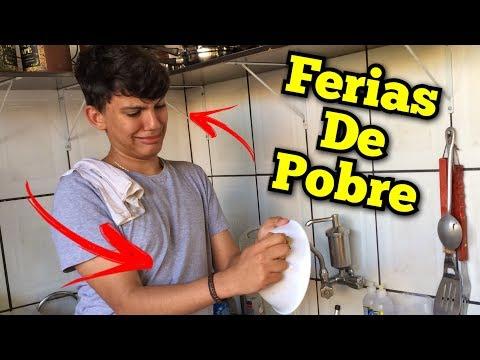 FÉRIAS DE RICO E FÉRIAS DE POBRE