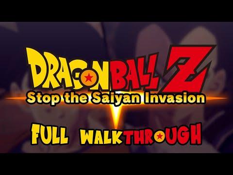 Dragon Ball Z: Kakarot - Full Walkthrough Episode 1 (VEGETA SAGA)