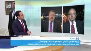 عبد الباري عطوان: الأردن يحاول أن يلحق بالعربة الأخيرة   المسائية