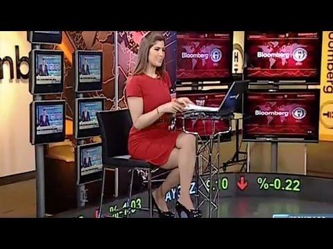İpek Kaplan Köseoğlu Beautiful Turkish Tv Presenter 20.03.2013