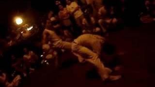 Capoeira Roda en Catedral