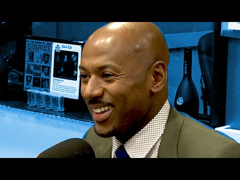 Romany Malco On The Breakfast Club