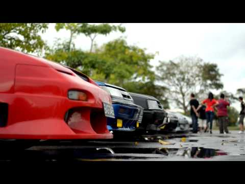 Brunei Nissan Association 3rd Gathering | ArifBakFilm