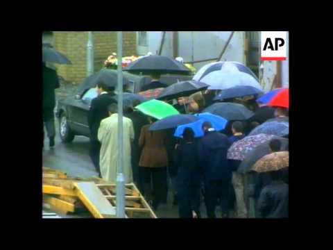 N. IRELAND: OMAGH BOMB BLAST SURVIVOR SPEAKS