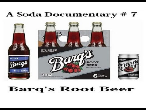 A Soda Documentary: Barqs Root Beer