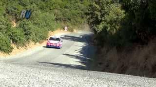 2013 Armutlu Rallisi / Yiğit Timur - Efe Ersoy / Renault Clio Ragnotti