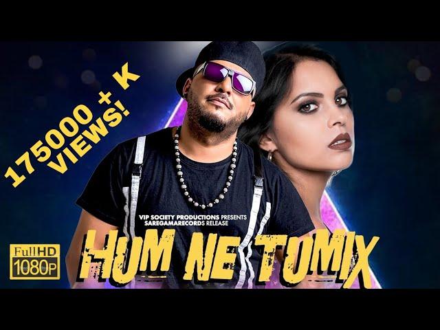 Hum Ne Tumix | Sagar Malik Ft. Jenna | COVER (PROD BY SUNNY-R)