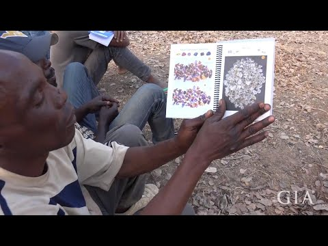 GIA Gem Guide Empowers Tanzanian Miners