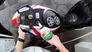 ►Roller-Mofa Tour▐ Es wäre gut wenn man Benzin im Tank hat XD