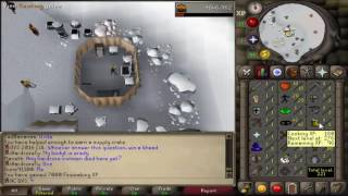 My hardcore ironman series in which I attempt to get rank 1 overall...