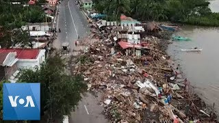 Typhoon Aftermath In The Philippines