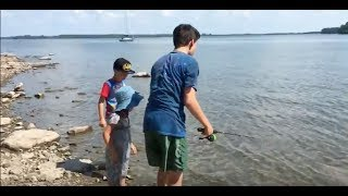 Back in Canada: Water Fun and Camping