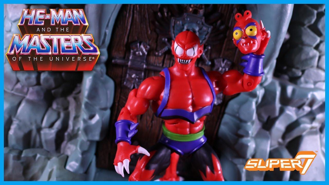 MODULOK MOTU HE-Man and the Masters of the Universe Right Purple Leg