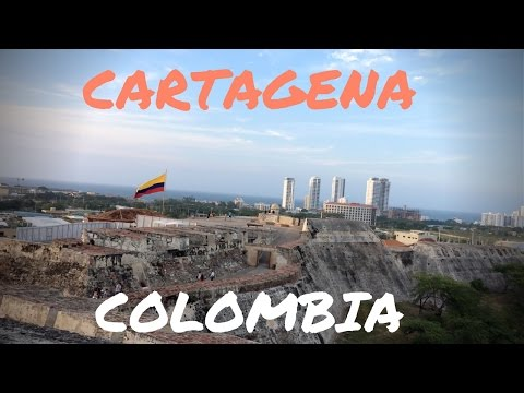 Vacation to Cartagena Colombia |  Travel Vlog 3