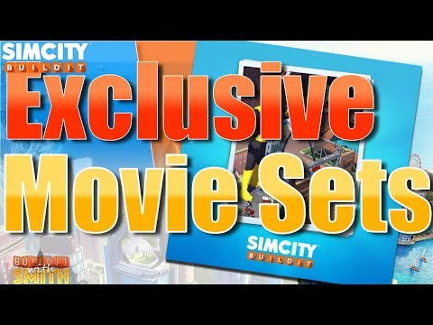 SimCity Buildit 2019 | NEW MOVIE SETS - Contest Of Mayors Season