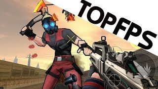 Top 6 Rail Shooter Games on Android - iOS 2018 (FPS)