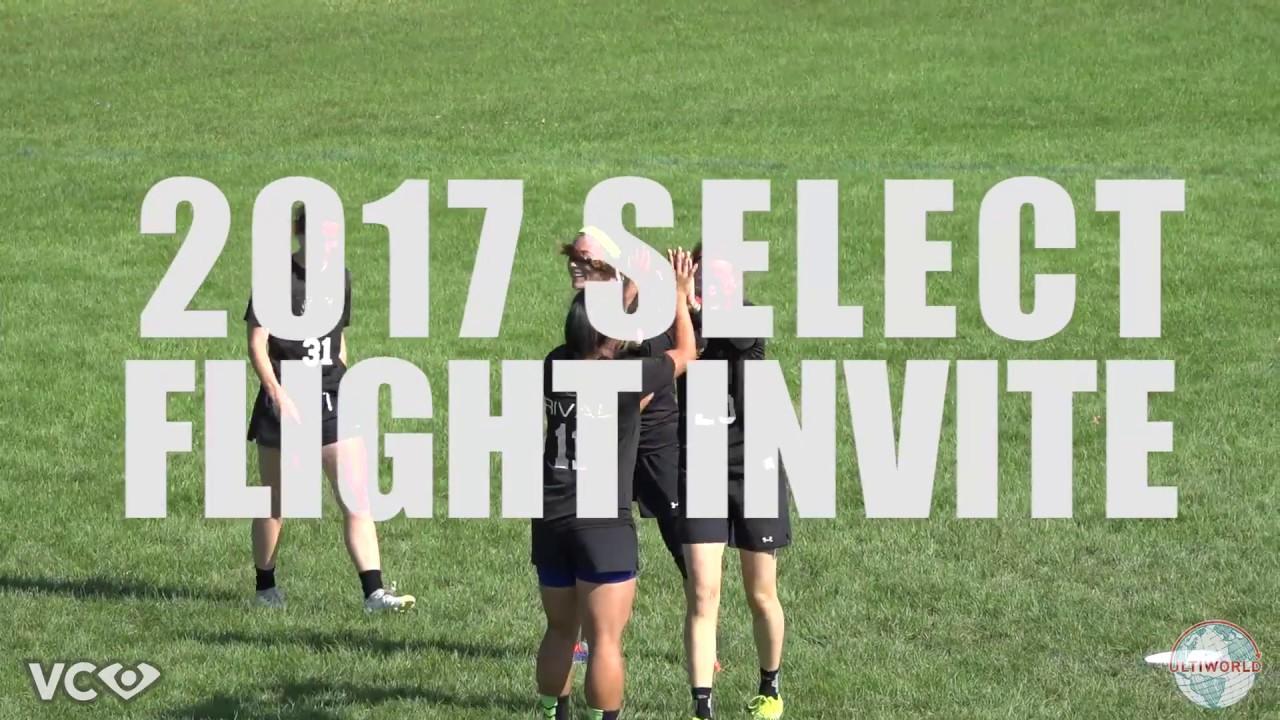 Select Flight Invite 2017: Women's Highlights