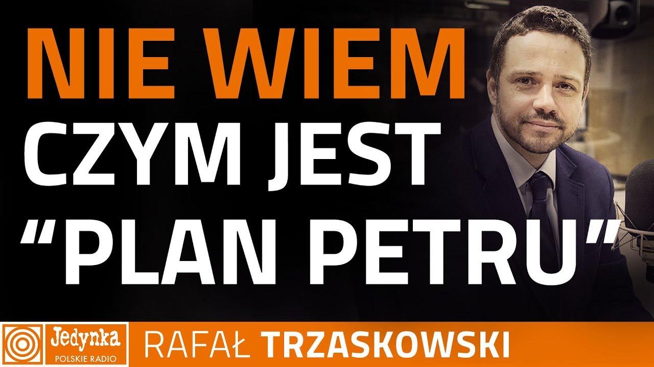 Trzaskowski: nie znam pomysłu byłego przewodniczącego Nowoczesnej